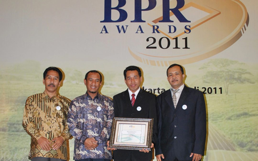 Info Bank BPR Rohul Award 2011