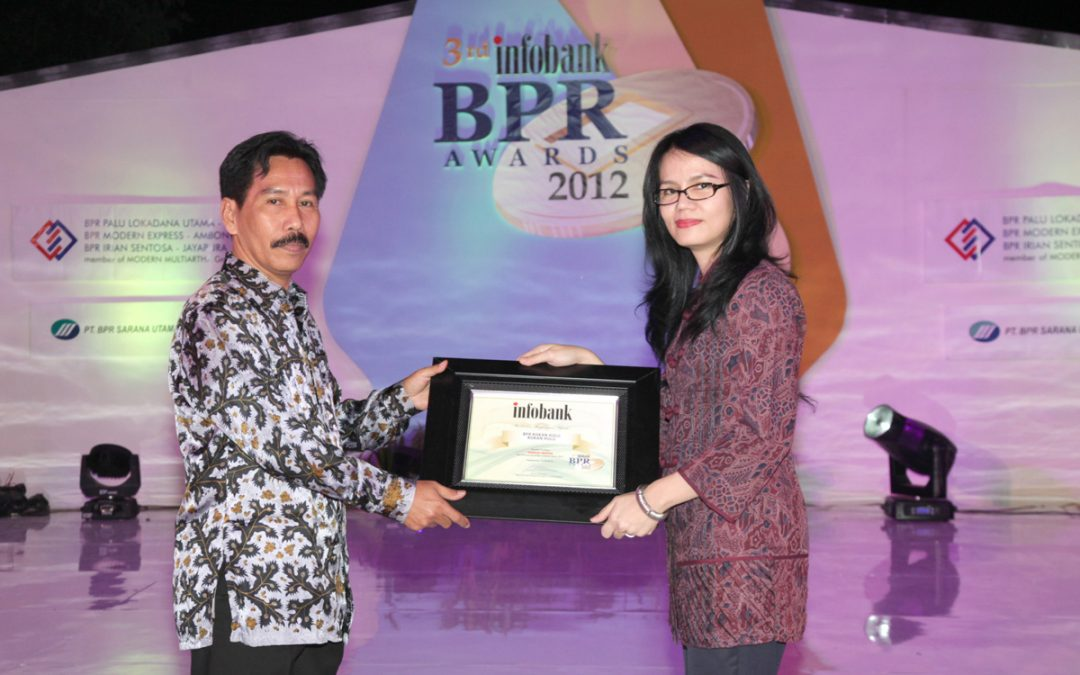 Info Bank BPR Rohul Award 2012