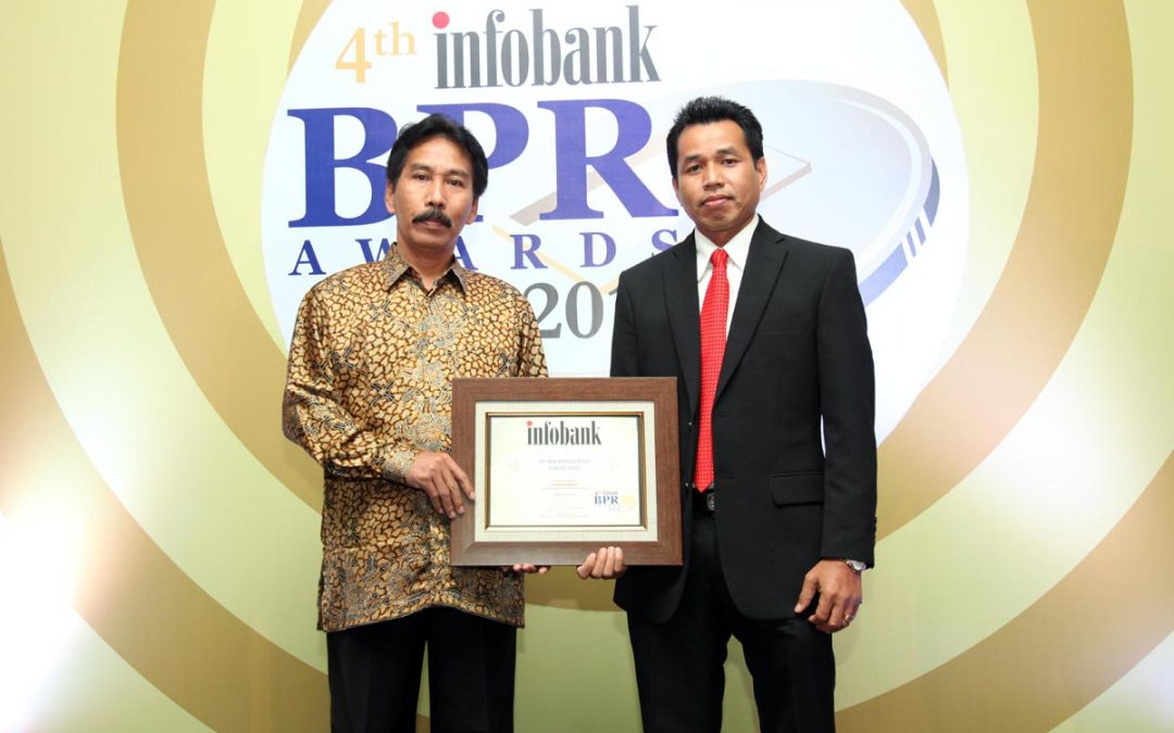Info Bank BPR Rohul Award 2013